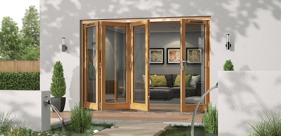 how to fit a patio door