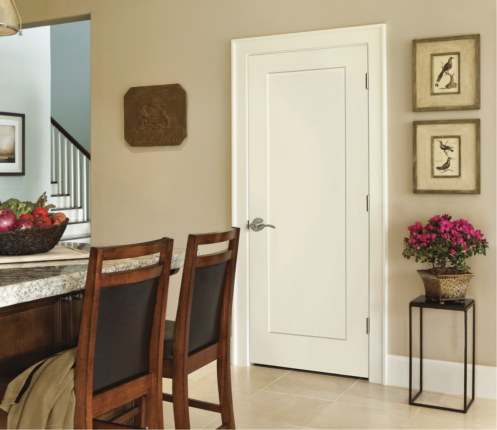 How to fit an internal door