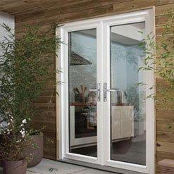 PVCu French Doors